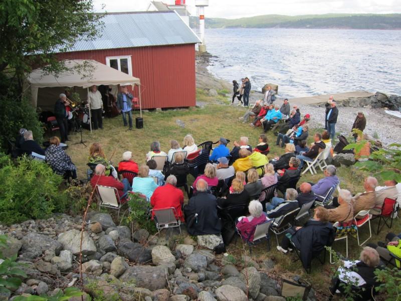 Jazzkonsert Stokstad Jensen Trad Band